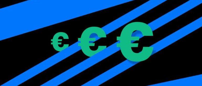 Курс евро превысил 92 рубля впервые с 9 ноября